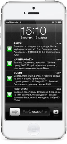 Примеры СМС Рассылок Клиентам